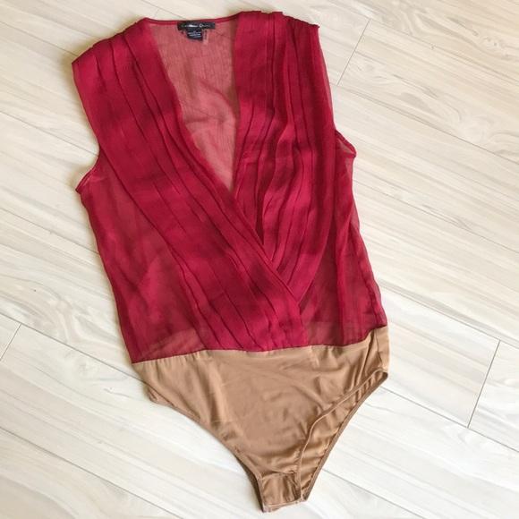 fb526389c1 Caribbean Queen Sleeveless Bodysuit
